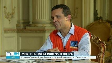 MP denuncia Rubens Teixeira por fraude em contrato na Transpetro