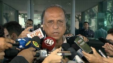 Pezão pede R$1,5 milhão para reformar palácio