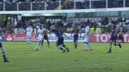 Melhores momentos de Santos 0 x 0 Real Garcilaso pela 6ª rodada da Taça Libertadores 2018