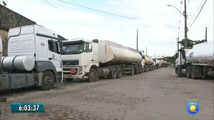 PRF confirma 15 pontos de interdição na Paraíba por causa dos protestos