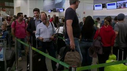 Combustível acaba e Aeroporto de Brasília cancela voos