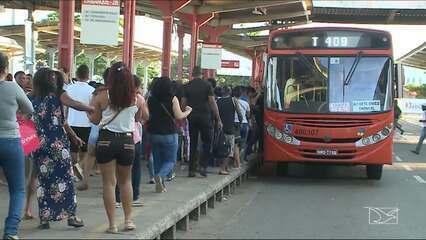 Veja as últimas informações sobre a redução da frota de ônibus em São Luís