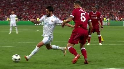 Melhores momentos de Real Madrid 3 x 1 Liverpool pela final da Liga dos Campeões da UEFA