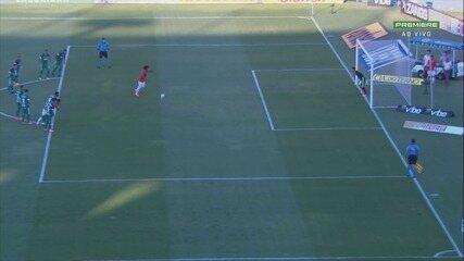 Veja os melhores momentos da partida entre Goiás e Boa Esporte pela Série B