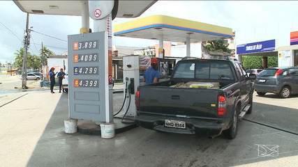 Consumidores reclamaram do preço da gasolina em São Luís nesta segunda (28)