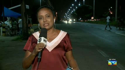 Caminhoneiros mantêm 12 pontos de paralisação no Maranhão