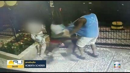 Homem é morto na frente do filho em assalto no Méier