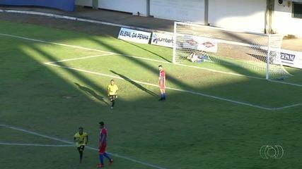 Sparta vence o Araguaína por 2 a 0 e se mantém vivo na disputa do Tocantinense