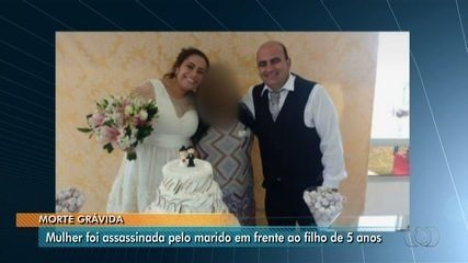 Grávida é morta após ser baleada no condomínio onde morava, em Goiânia; marido é suspeito