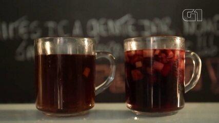 VÍDEO: Chef ensina a fazer quentão e vinho quente para festas juninas