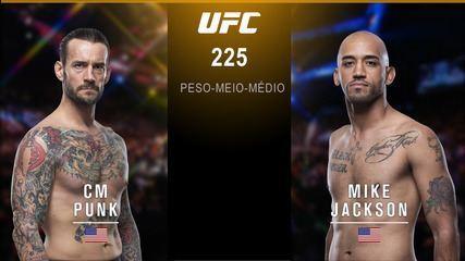 UFC 225 - CM Punk x Mike Jackson