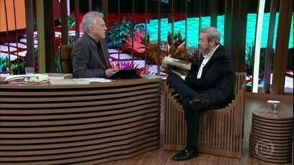 Pedro Corrêa do Lago fala sobre fotobiografia que fez do seu avô Oswaldo Aranha