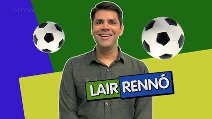Quiz da Copa: Lair Rennó