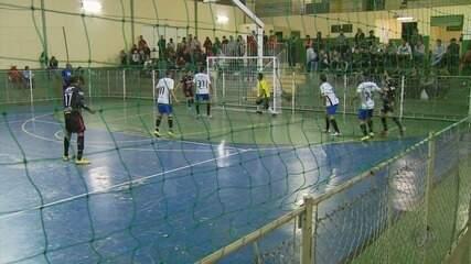 Oito jogos abrem primeira rodada da Taça EPTV de Futsal