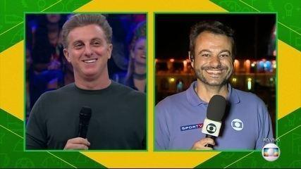 Eric Faria traz as últimas notícias da Seleção direto de Sochi