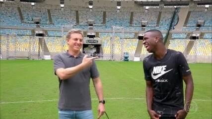 O Dominador: Vinícius Junior consegue bater o recorde de Falcão. Assista!