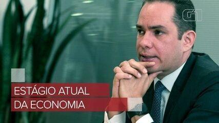 Entrevista com Fernando Honorato
