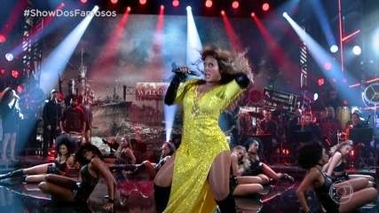 Helga Nemeczyk homenageia Beyoncé