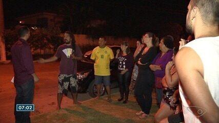 Moradores de dois bairros de Vila Velha, ES, ficam sem energia elétrica com frequência