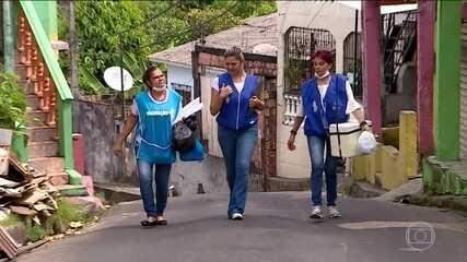 Sarampo mata criança em Manaus