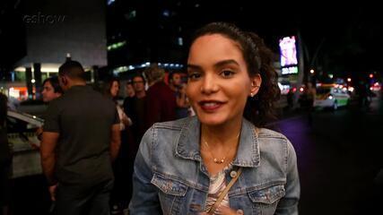 Carol Macedo apresenta Paulina de 'O Tempo Não Para'