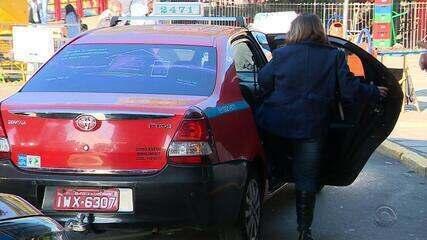 Nova Lei Geral dos Táxis divide opiniões entre profissionais e passageiros em Porto Alegre