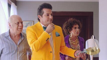 'Crô em Família' ganha trailer oficial e filme é estrelado por Marcelo Serrado