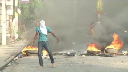 Primeiro-ministro do Haiti renuncia após repressão a protestos contra o governo