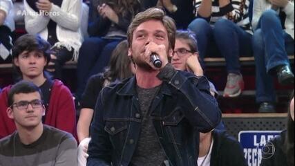 "Emilio Dantas canta ""Axé Pelô"""