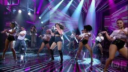 Reveja a trajetória de Naiara Azevedo no 'Show dos Famosos' 2018