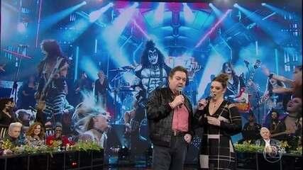 Helga Nemeczyk comenta sua participação no 'Show dos Famosos 2018'