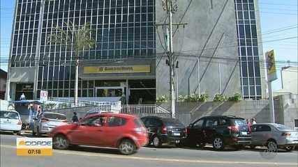 Agência do Banco do Brasil volta a funcionar em Passos (MG)