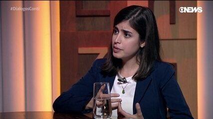 Tábata Amaral e a renovação política