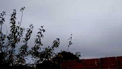 Tempo muda rapidamente em Ponta Porã nesta sexta-feira (20)
