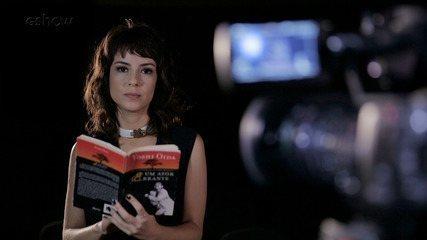 Vídeo exclusivo: Andreia Horta reflete sobre a profissão de atriz (Imagens e Edição: Chico Couto)