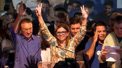 MDB confirma candidatura de Roseana Sarney a governadora do Maranhão