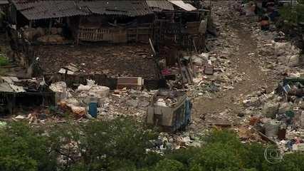 Lixo não tem destinação adequada em mais da metade das cidades brasileiras