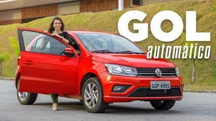 Vídeo: tudo sobre o novo Volkswagen Gol automático