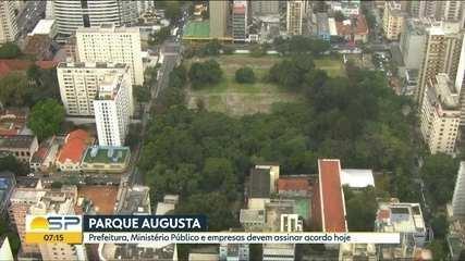 Prefeitura de SP fecha novo acordo para construção do Parque Augusta