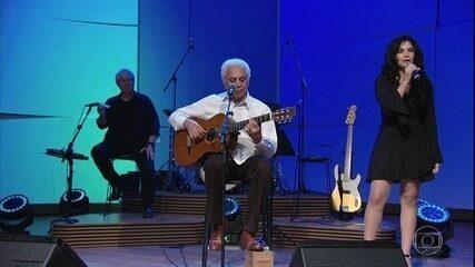 Paulinho da Viola canta 'Retiro'