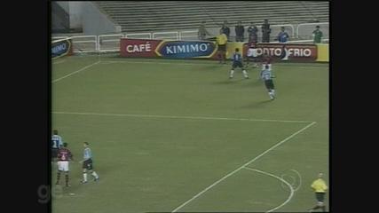 Relembre a partida entre Flamengo 0x0 Grêmio pela Copa do Brasil em 2004