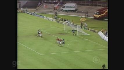 Relembre a partida entre Flamengo 2x2 Grêmio pela Copa do Brasil em 1999