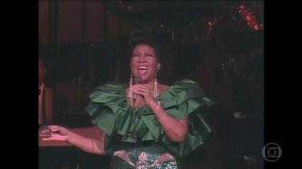 Morre a cantora americana Aretha Franklin aos 76 anos