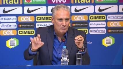 Tite fala sobre ensinamentos que tirou na Copa do Mundo da Rússia