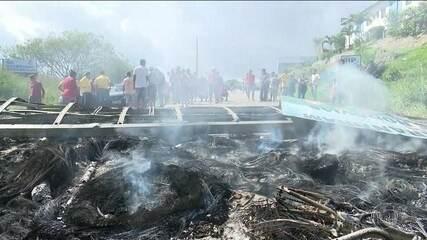 Abrigo de venezuelanos é atacado em Roraima após assalto a comerciante