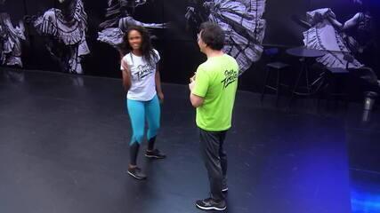 Ensaio do Danton Mello para o 'Dança dos Famosos'