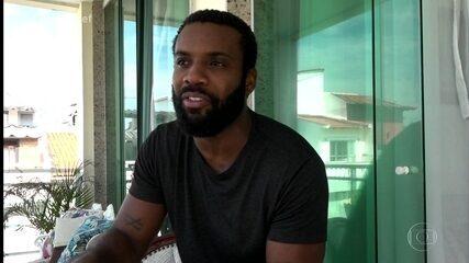 'SuperChef Celebridades': Rafael Zulu conta que adora carne de porco