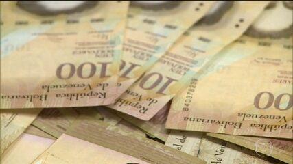 Maduro lança mais um plano econômico e corta cinco zeros da moeda na Venezuela
