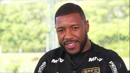 Assista à entrevista de Jucilei ao Globo Esporte SP