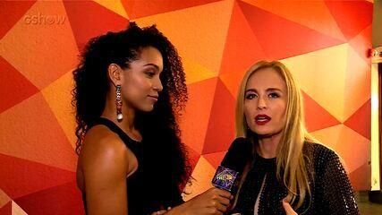 Angélica comenta participação no 'Dança dos Famosos 2018'